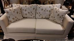 Upholstered Sofa cum bed