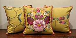 Floral Design Cushions