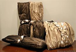 Knot Design Cushions