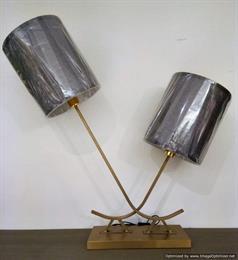 Twin Table Lamp