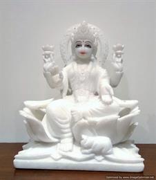 Laxmiji Marble Idol