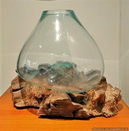 Drift Wood Vases