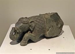 Stone Sculpture (Elephant)
